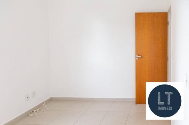 Apartamento com 2 dormitórios à venda, 64 m² por R$ 195.000,00 - Parque São Luís - Taubaté - Foto 16