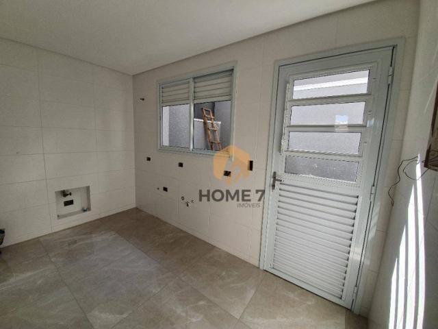 Sobrado à venda, 119 m² por R$ 470.000,00 - Sítio Cercado - Curitiba/PR - Foto 14
