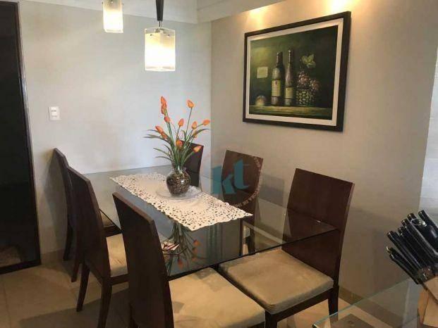 Apartamento com 3 dormitórios à venda, 84 m² por R$ 420.000,00 - Jardim Oceania - João Pes - Foto 11
