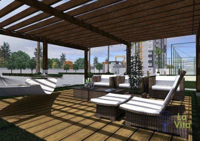 Apartamento com 2 dormitórios à venda, 52 m² por R$ 248.328,00 - Itacolomi - Balneário Piç - Foto 8