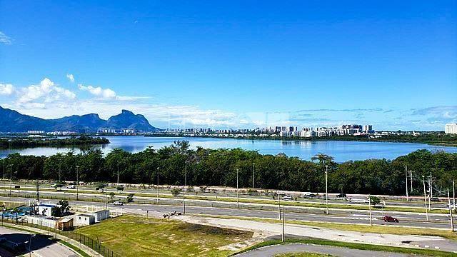Apartamento à venda com 2 dormitórios em Barra da tijuca, Rio de janeiro cod:BI8155