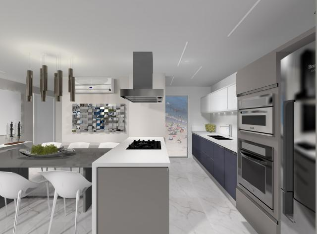 Apartamento à venda com 3 dormitórios em Centro, Guaratuba cod:0389/2021 - Foto 6