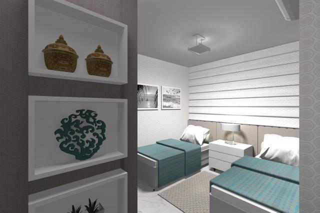 Apartamento à venda com 3 dormitórios em Centro, Guaratuba cod:0389/2021 - Foto 12