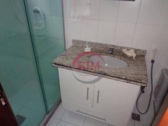 Apartamento com 3 dormitórios à venda, 250 m² por R$ 750.000 - Vila Nova - Cabo Frio/RJ - Foto 7