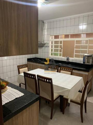 Casa com 3 dormitórios à venda, 155 m² por R$ 530.000,00 - Jardim Santana - Hortolândia/SP - Foto 4