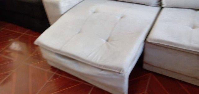 Sofá reclinável  - Foto 4
