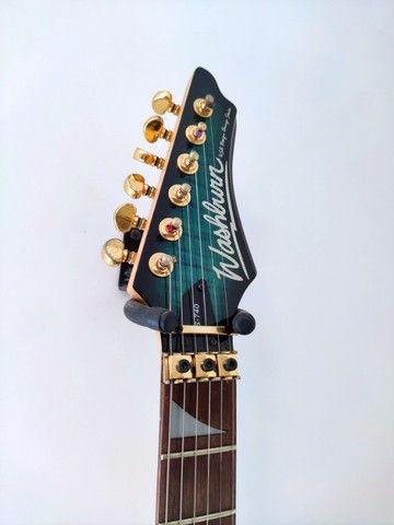 Guitarra Washburn CS740 Chicago series, linda! - Foto 3