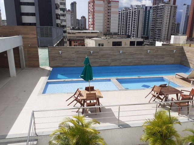 173m3 - 03 Suites + Gabinete - 03 vagas ( Depósito) - Foto 16