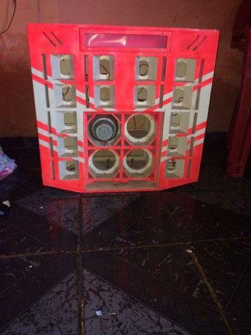 Vendo estrutura de mini paredao 600 reais  - Foto 2
