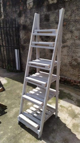 Prateleira estilo escada - Foto 3