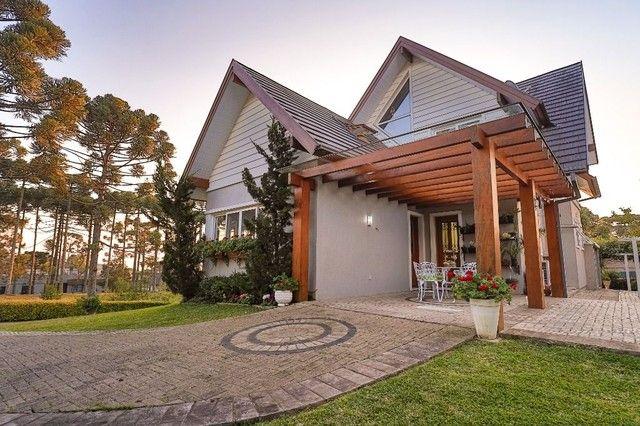 Casa com 5 dormitórios à venda, 400 m² por R$ 4.700.000,00 - Aspen Mountain - Gramado/RS - Foto 2