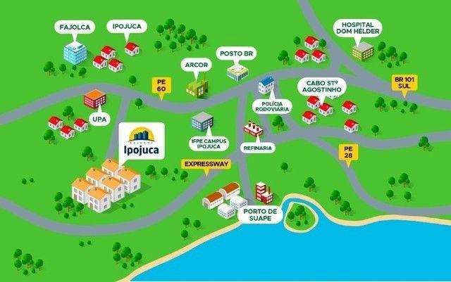 MF- Reserva Ipojuca. apartamento muito agradável para você viver ! - Foto 2
