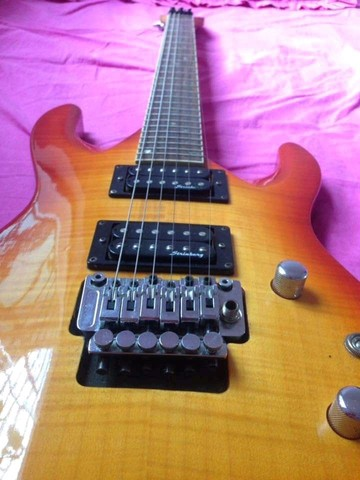 Guitarra strinberg floyd rose - Foto 2
