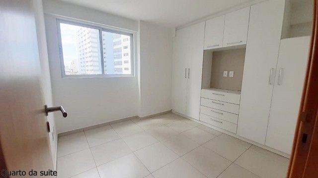 Apartamento com 03 quartos e varanda no Cabo Branco - Foto 16