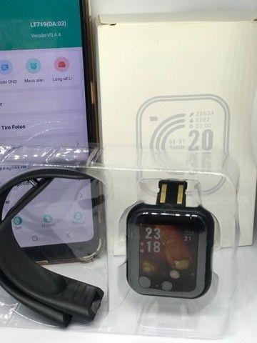 Relógio inteligente smartwatch  - Foto 2