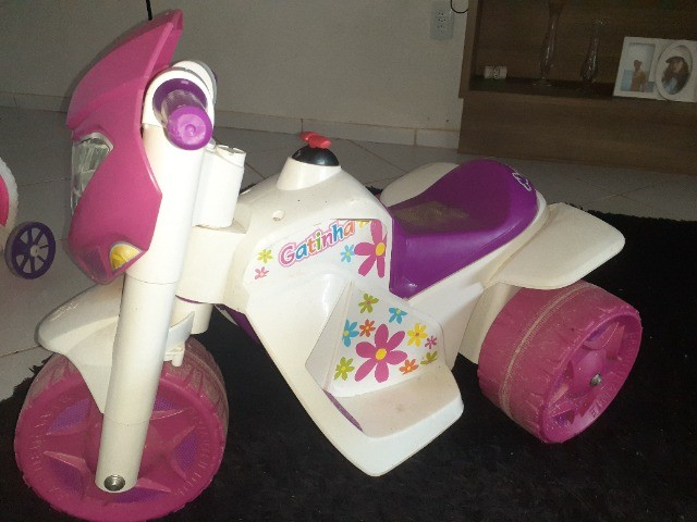 Moto eletrica infantil  - Foto 2