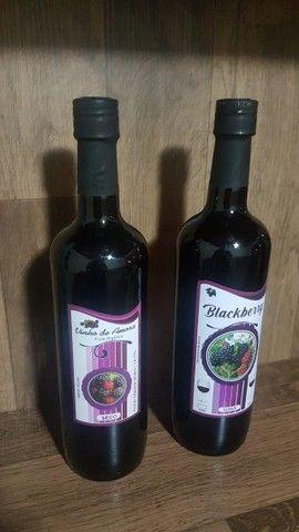 Vinho de Amora orgânica - Foto 4