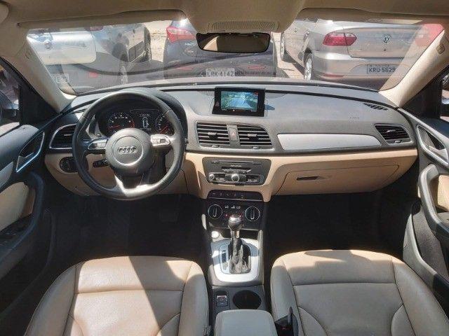 Audi Q3 1.4 Prestige 2019 - Interior caramelo, Segundo dono, 54 mil km - Foto 8