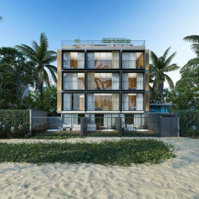 Pé na areia Bessa, Studios de 16m2 a 50m2, ótimo para investidores!