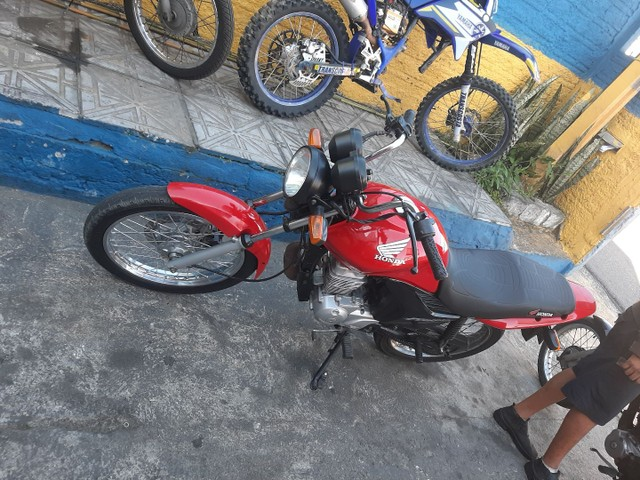 Fan 125 2010  - Foto 2