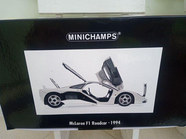 Miniatura Mclaren F1 Minichamps 1/12 - Foto 3