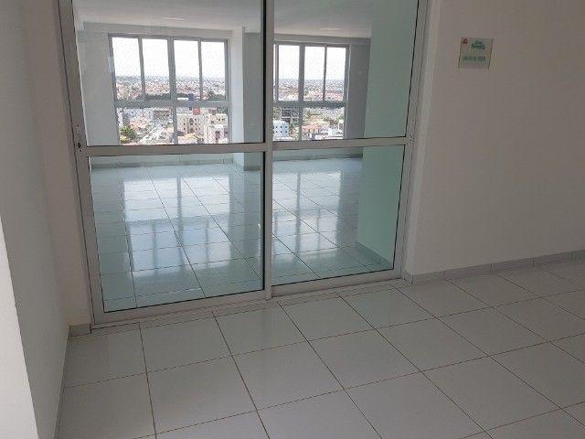Apartamento Bancários 02 Qtos Elevador e Piscina Novo Frente Sul (BA21) - Foto 12