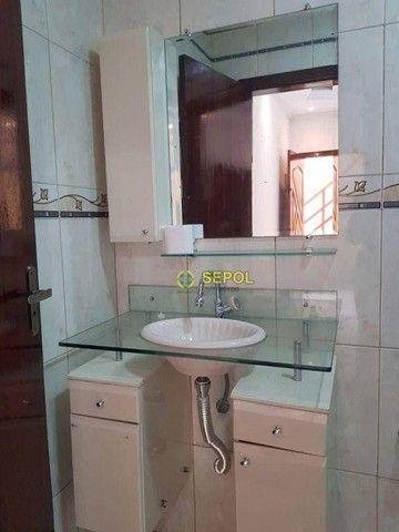 Casa com 2 dormitórios para alugar, 65 m² por R$ 950,00/mês - Jardim Egle - São Paulo/SP - Foto 4