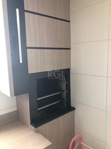 Apartamento à venda com 2 dormitórios em Vila cachoeirinha, Cachoeirinha cod:YI460 - Foto 15