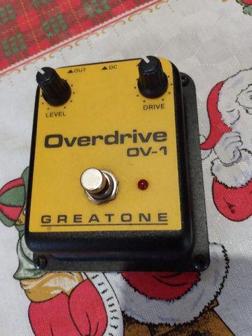 Vendo pedal Ov-1 da Greatone !!!