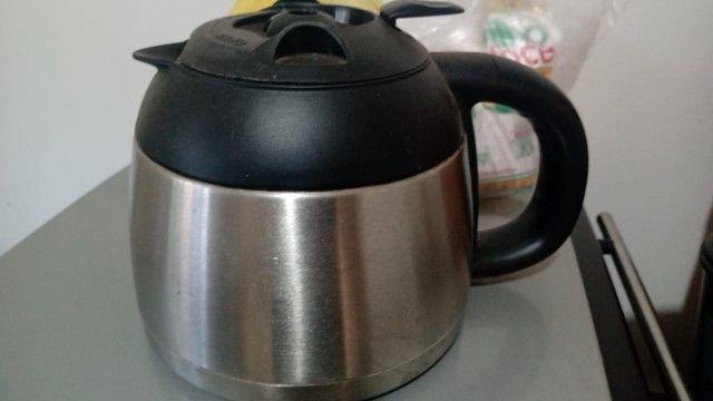 Cafeteira elétrica inox  - Foto 6