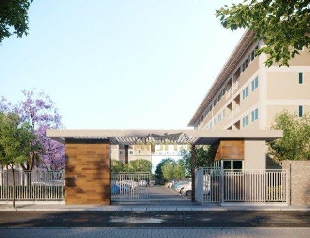Apartamento com 2 Quartos a 500m do Shopping da Parangaba Com Elevador #am14 - Foto 7