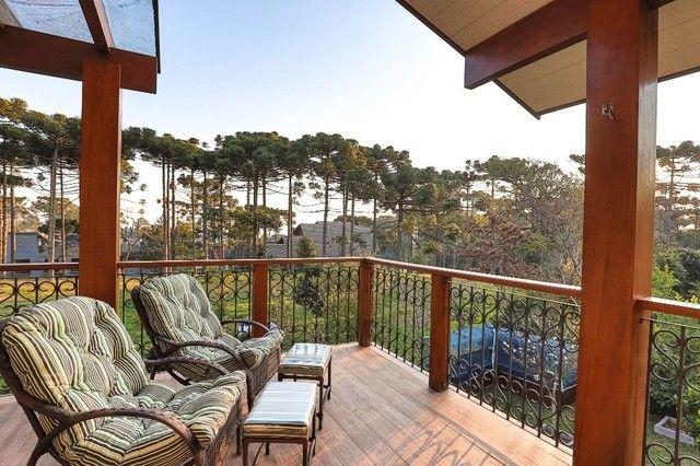 Casa com 5 dormitórios à venda, 400 m² por R$ 4.700.000,00 - Aspen Mountain - Gramado/RS - Foto 9