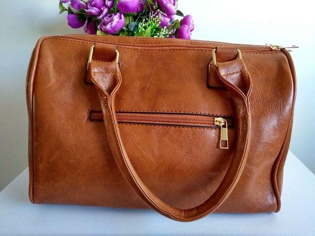 Vendo bolsa baú nova - Foto 2