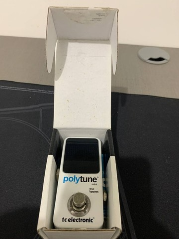 Pedal Polytune Mini TC Eletronic - Foto 6