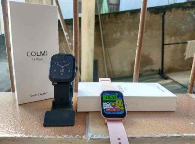 Smatwatch top de linha COLMI P8 Plus - Foto 5