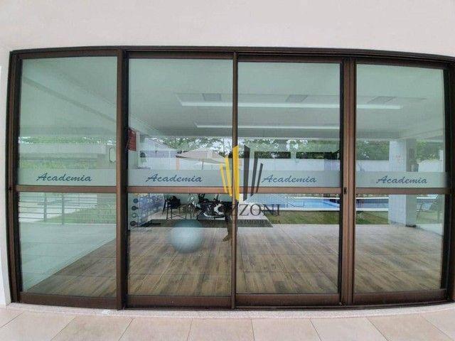 Edf. Costa das Palmeiras | Flat Mobiliado | 25m² | Nascente | 1 Vaga | Lazer Completo | R$ - Foto 9