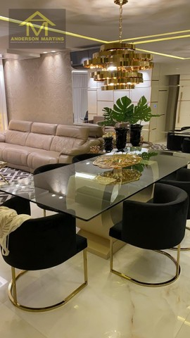 Luxo !!! 4 quartos finamente decorado em Itaparica  - Cód. 17721 AMF - Foto 3