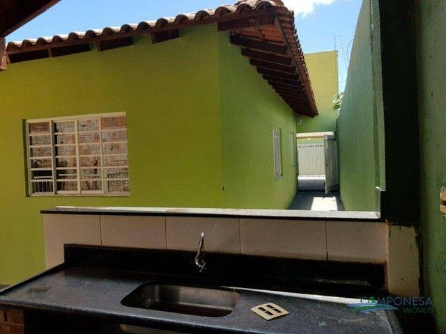 Casa com 3 dormitórios à venda, 130 m² por R$ 360.000 - Jardim Pacaembu 2 - Londrina/PR - Foto 19
