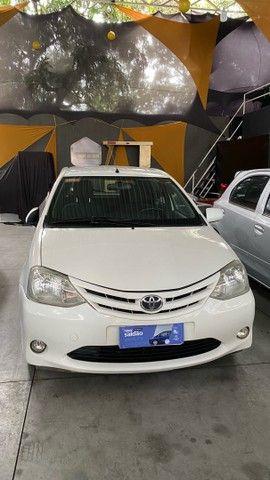 Toyota Etios 1.3 flex 2013   ( super novo ) - Foto 6