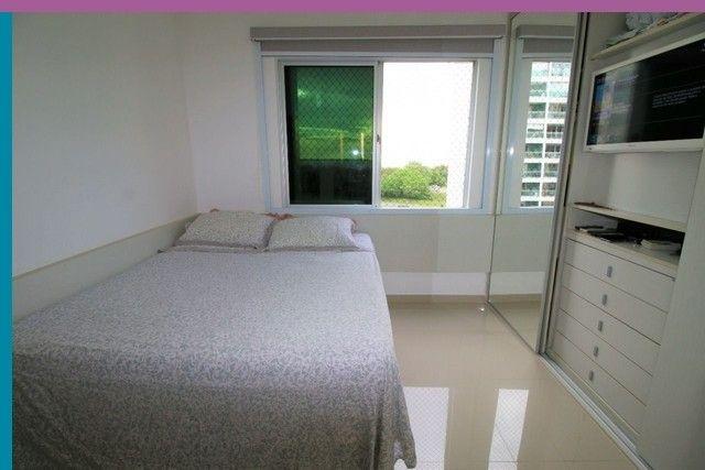 Ponta Negra Condomínio weekend Club Apartamento 3 Quartos - Foto 17