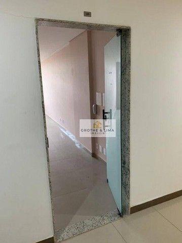 Linda sala comercial 44m², 2 banheiros no centro de São José dos Campos - SP - Foto 10