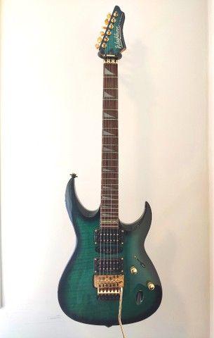 Guitarra Washburn CS740 Chicago series, linda!
