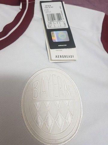 Camisa Original Adidas - Bayer de Munich - Foto 6