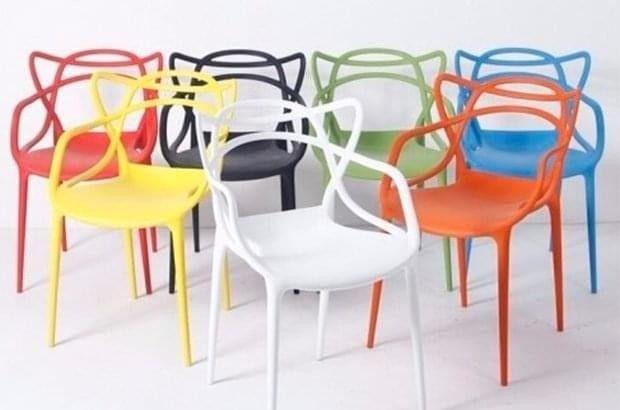 Cadeira  Deccor  Allegra Ideal Móveis Goiânia ? Escritórios