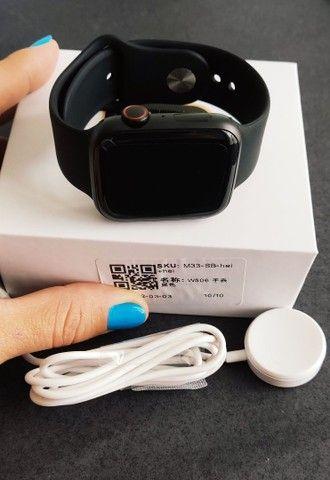 Iwo w506 série 6 relógio inteligente - Foto 2