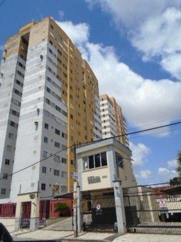 Lindíssimo Apartamento Todo Mobiliado, 3 quartos no Jóquei Clube #am14 - Foto 2