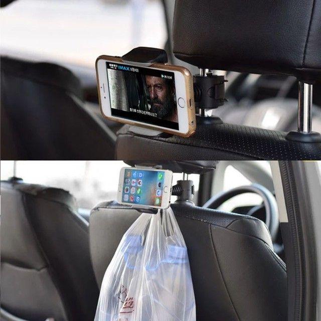 Suporte de celular para encosto - Foto 2