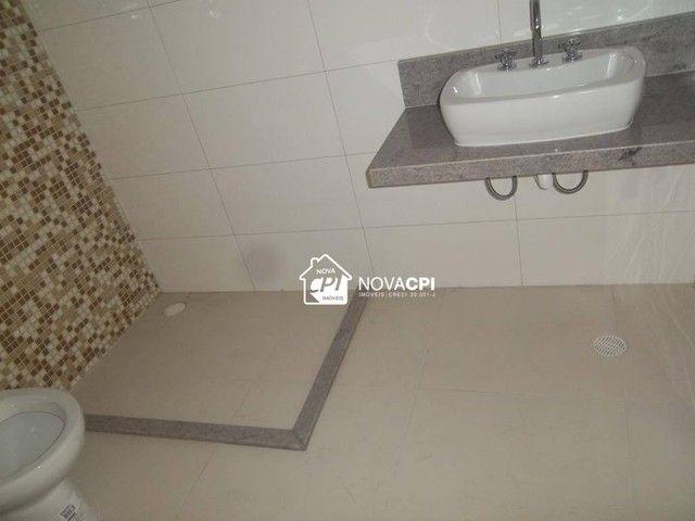Apartamento com 2 dormitórios à venda Boqueirão - Santos/SP - Foto 13