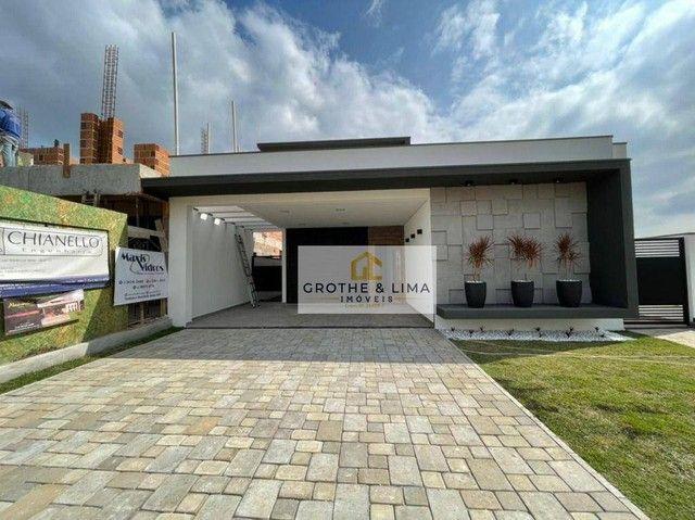 Casa com 3 Suítes à venda, 150 m² por R$ 810.000 - Cyrela landscape Taubaté/SP - Foto 9