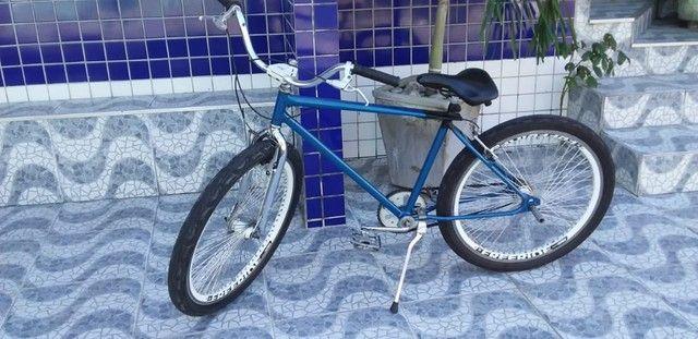 Bicicleta Freestyle Antiga aro 26 - Foto 3